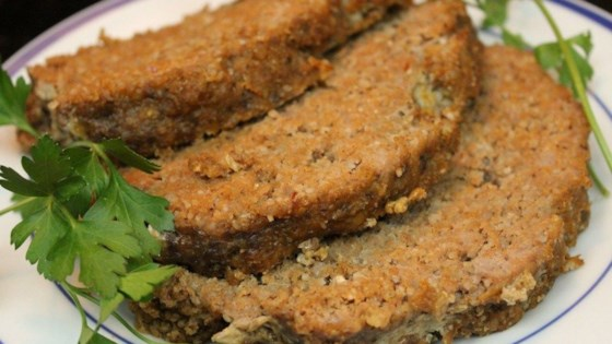 Photo of Slow Cooker Sausage 'n' Grits Meatloaf by Jane Guzauskas Ruby