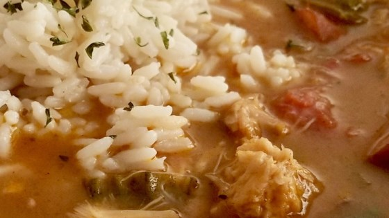 Good new orleans creole gumbo recipe allrecipes photo of good new orleans creole gumbo by dailyrecipedoctor forumfinder Images