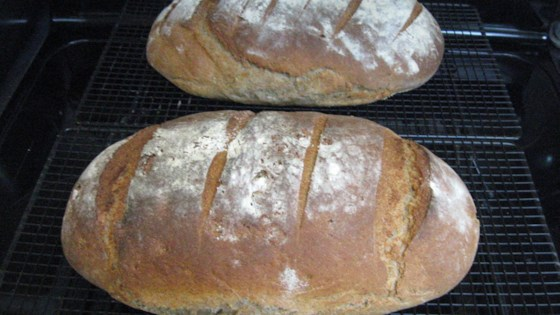 Authentic German Bread (Bauernbrot) Recipe