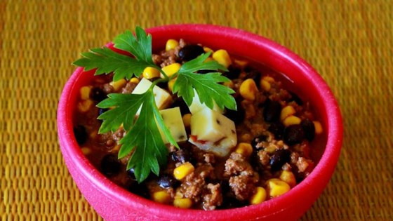 Photo of Southwestern Black Bean Stew by Lanay Bien