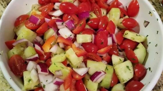 Photo of California Style Israeli Salad by Sherbg
