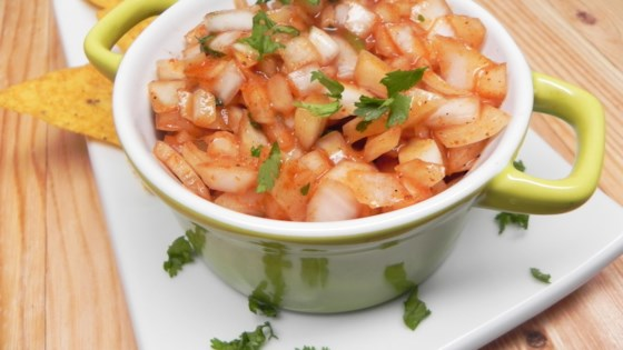 Indian Spiced Onions