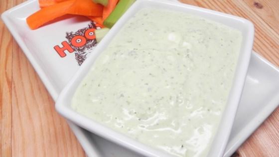 Green Garlic Dip