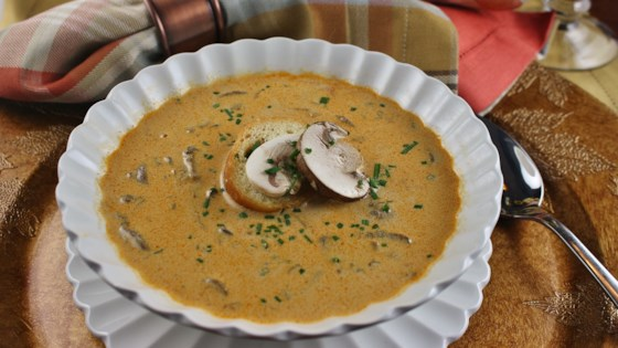 Photo of Geneva's Ultimate Hungarian Mushroom Soup by Genevajones