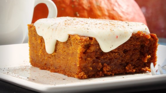 Photo of Pumpkin Squares by GINGER P