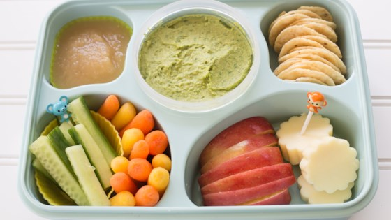 Photo of Quick and Easy Avocado Hummus by Julie Hubert