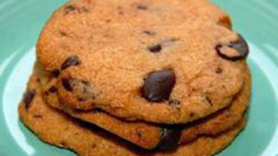 Photo of Vegan and Gluten-Free Chocolate Chip Cookies by elanaspantry