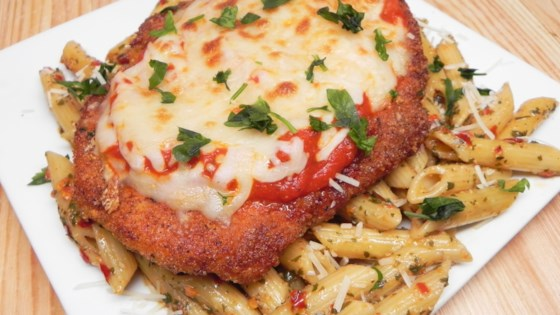 Keto Chicken Parmesan Recipe Allrecipes Com