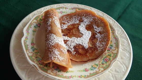 Photo of Lemon Cinnamon Pancakes  by Chris