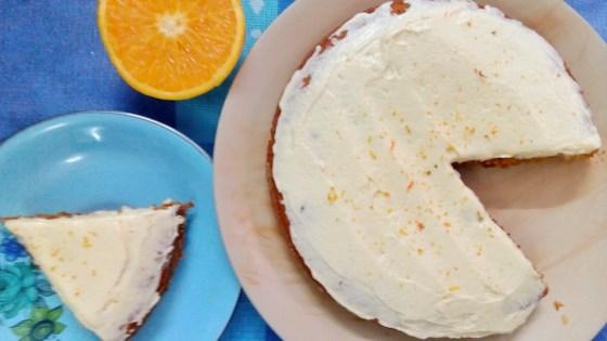 Carrot-Honey Cake (Eggless, Butterless, Refined-Sugar-Free)