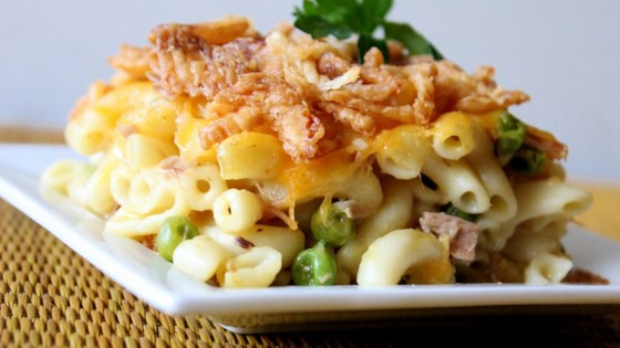 Photo of Easy Tuna Casserole by LMCDEVIT