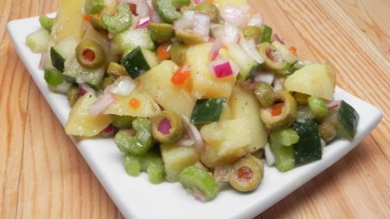 Photo of Mom's Italian Potato Salad by marisella