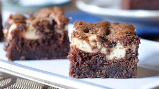 Photo of Chocolate Swirl Zucchini Sheet Cake by Linda