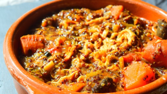 Photo of Slow Cooked Chicken Stew by MyNutriCounter