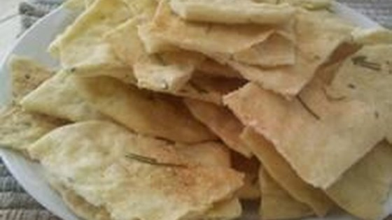 Photo of Rosemary Garlic Flatbread by Judi Miller Bates