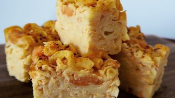 Photo of Sweet Potato Noodle Pudding (Kugel) by Bruce's Yams