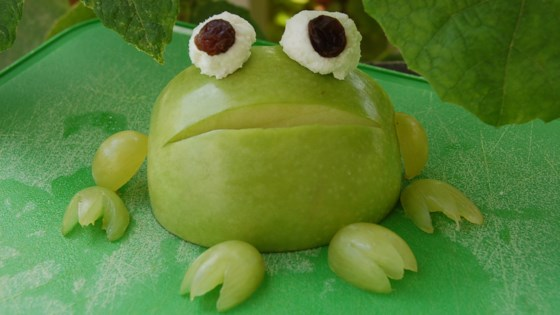 Photo of Apple Frog for Kids by barbara