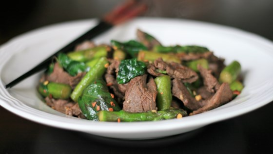 Photo of Chile Beef Stir-Fry by Chris Denzer