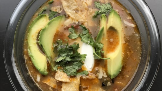 Photo of Instant Pot® Chicken Tortilla Soup by voraciousgirl
