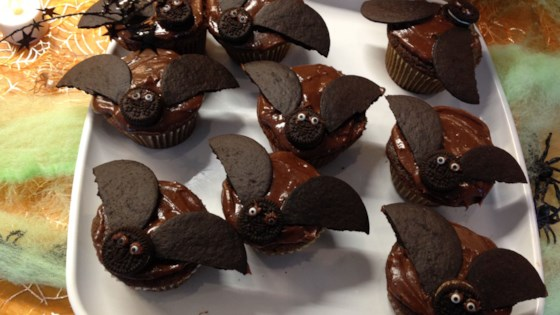 Photo of Bat Cupcakes by Tosha Fields