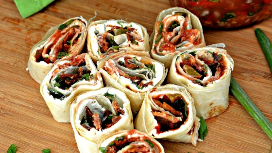 Photo of Tortilla Rollups V by Steph