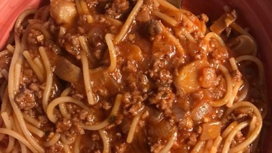 Speedy Spaghetti