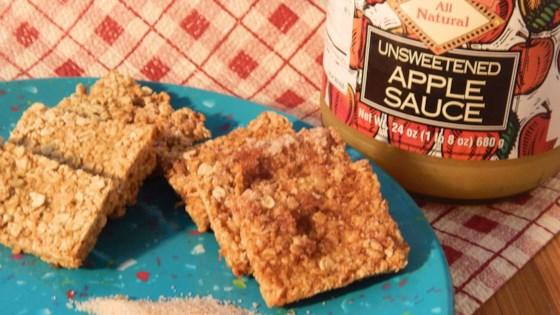 Photo of Applesauce Oatmeal Bites by VirginiaLark