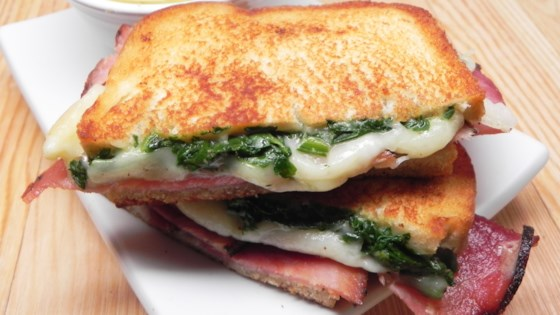 Photo of Grilled Havarti and Ham by Katie