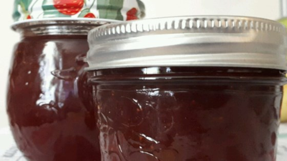 Photo of Strawberry-Rhubarb Jam by Carla Bruss