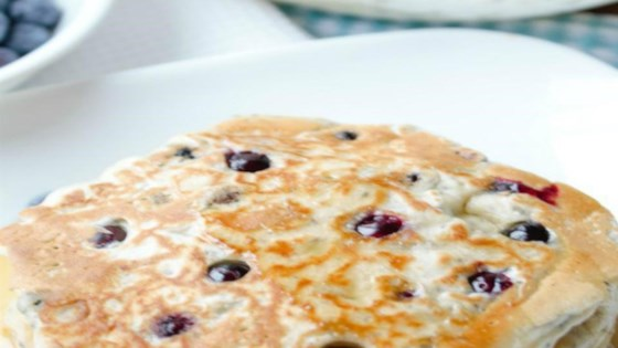 Photo of Made from Scratch Blueberry Flapjacks by Simple Savoury