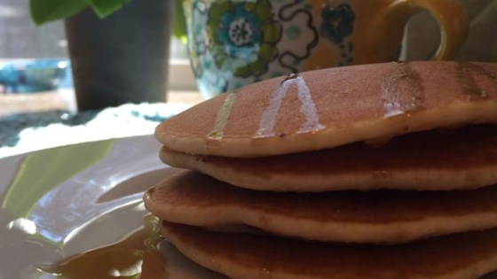 Photo of Fluffy Gluten-Free Pancakes by Fioa