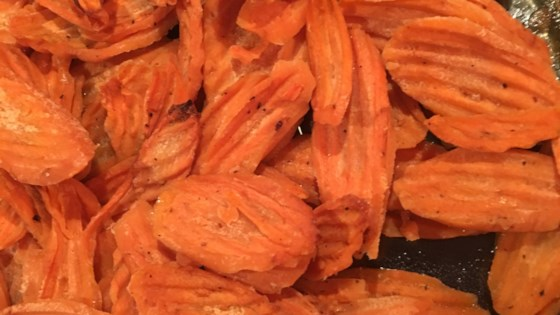 Photo of Honey Roasted Carrots with Cumin by Lorelei Diaz Vitulli