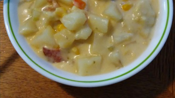Photo of Baked Potato Soup with Rivels by Chel_C