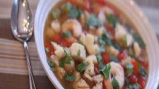 Photo of Paleo Seafood Chili by Cindy Anschutz Barbieri