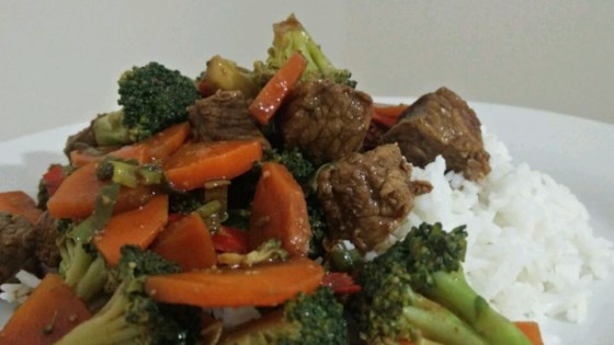 Photo of Quick Beef Stir-Fry by inesgosner