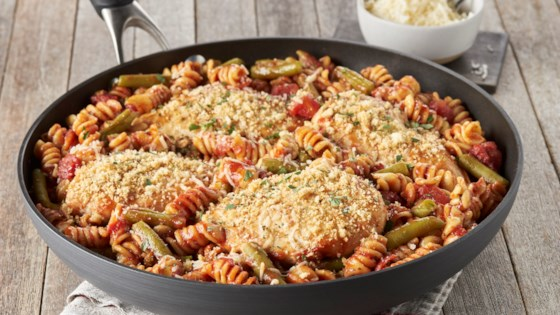 Photo of Skillet Chicken Parmesan from Del Monte® by Del Monte
