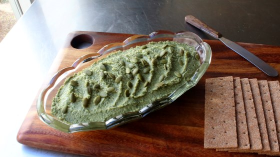 Photo of Pumpkin Seed Spread by Chef John