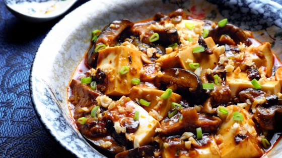 Photo of Vegan Mapo Tofu by MyNutriCounter