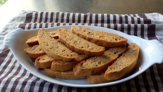 Photo of Chef John's Almond Biscotti by Chef John