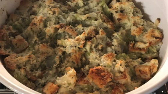 Photo of Grandma Smith's New Brunswick-Style Turkey Stuffing by juneb