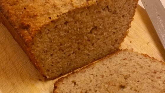 Almond flour banana bread recipe allrecipes photo of almond flour banana bread by janice forumfinder