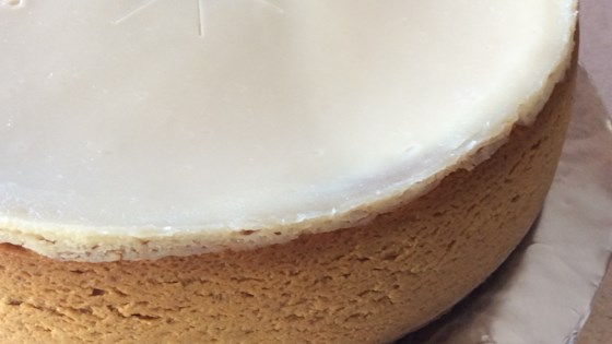 Photo of Pumpkin Cheesecake by daddy's girl