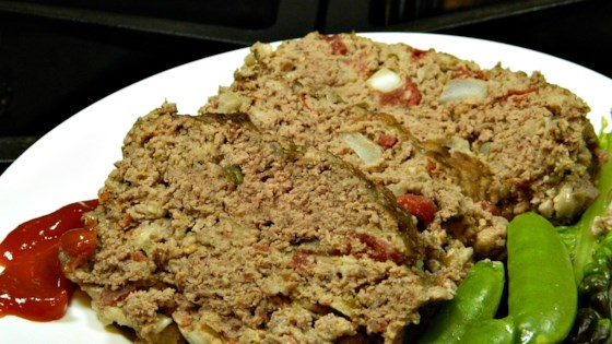 Photo of New Mexico Green Chile Meatloaf by BARBARA1940