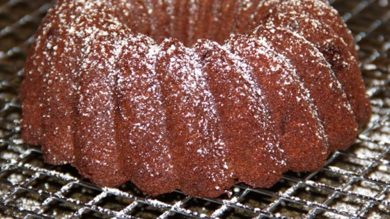 Photo of Chocolate Cake in an Air Fryer by Launa