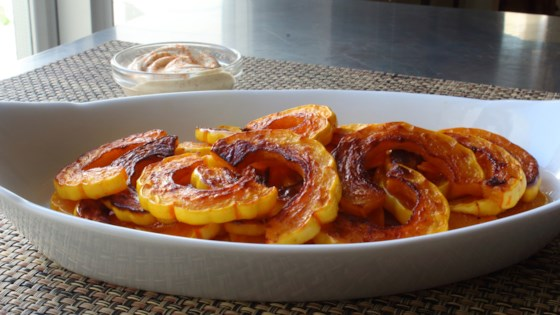 Roasted Delicata Squash Recipe - Allrecipes.com