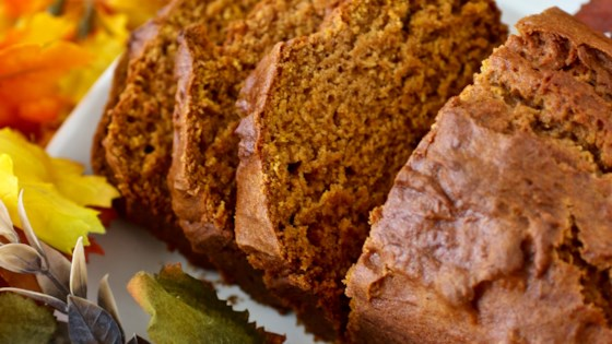 Photo of Downeast Maine Pumpkin Bread by Laurie Bennett