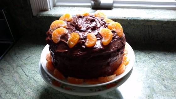 Photo of Chocolate Clementine Cake by BabkaGal