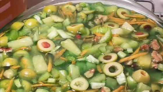 Photo of Lemon Lime Vegetable Salad by MoAnn