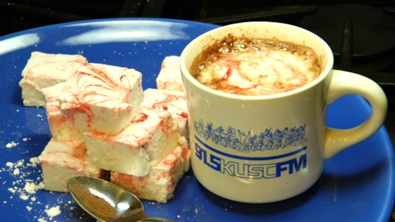 Photo of Easy Peppermint Marshmallows by Jan Eichel