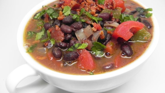 Photo of Stupendous Chipotle Black Bean Soup by SouthAfricanSweetie